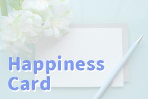 HappinessCard~サンクスカード~
