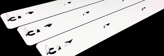 【相模工場】大型・平板抜き加工(医療用梱包材)